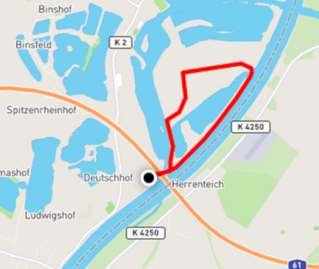 5km - Distance Run Speyer
