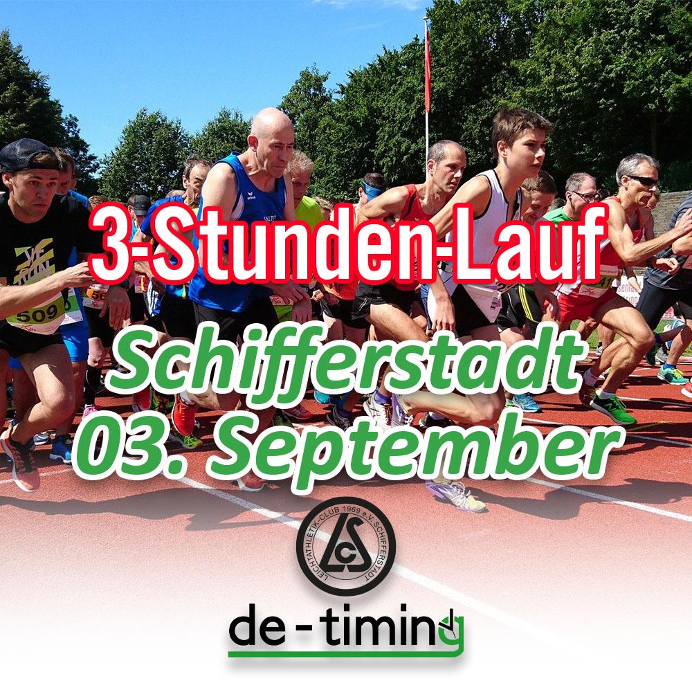 3 Stunden Spendenlauf LC Schifferstadt